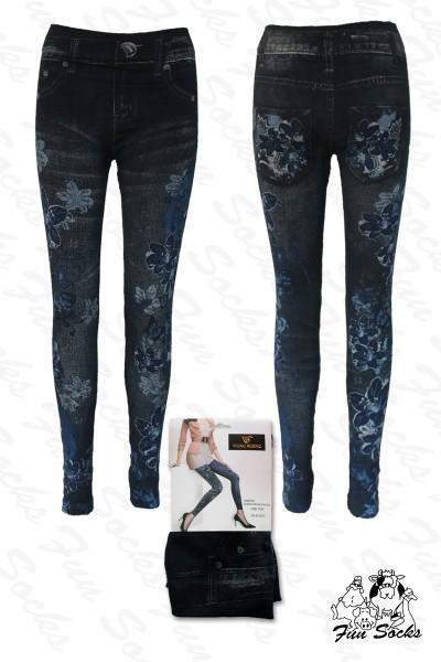 jeans leggins 1