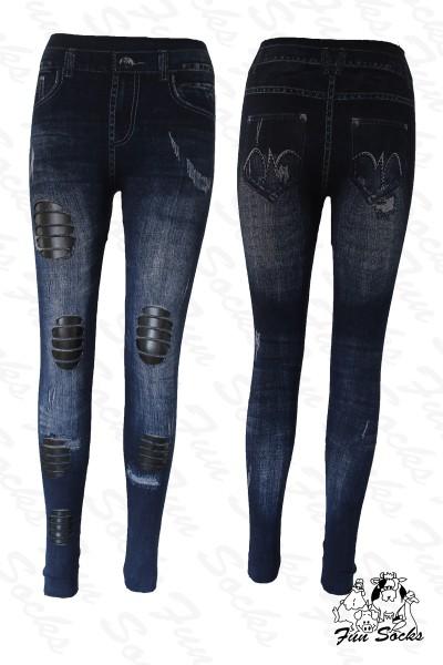 jeans leggins 2