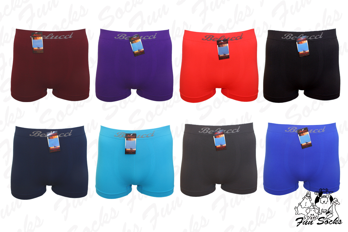 Belucci boxer kalsonger 4 pack i nia färger 7b05d5e49f663